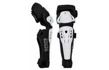 iXS Assault Knee Guard white